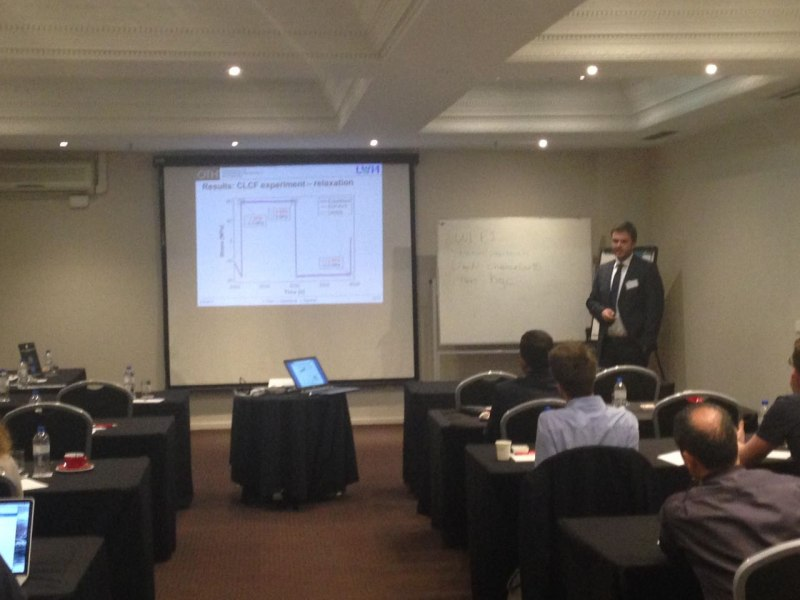 Photos of Biopharmaceutical Process Development and Mechanistic Modeling in Melbourne #27