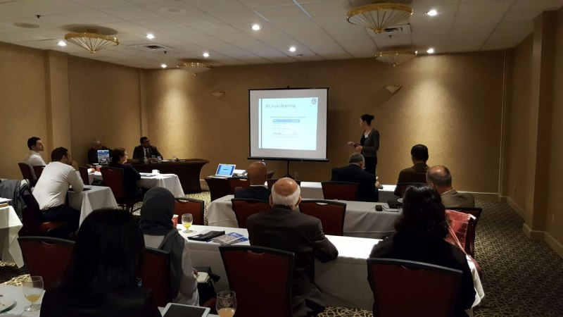 Photos of Teleinformatics, Information Technologies, Data Management and Modeling in Vancouver #29