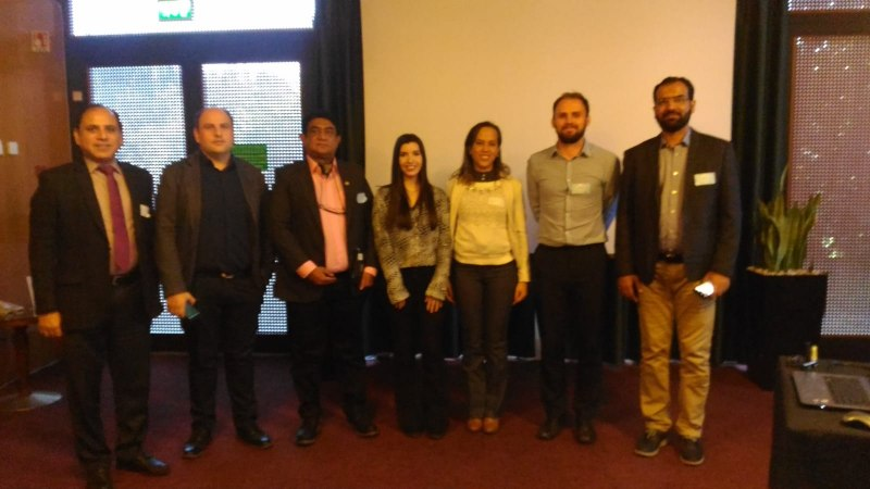 Photos of Synthetic Genome Design and Analysis in Rome #8