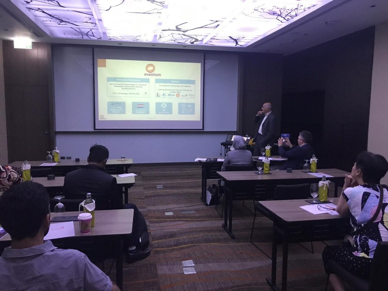 Photos of Lean and Six Sigma Processes in Bangkok #12