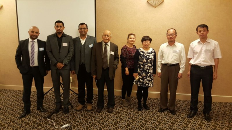 Photos of Teleinformatics, Information Technologies, Data Management and Modeling in Vancouver #40