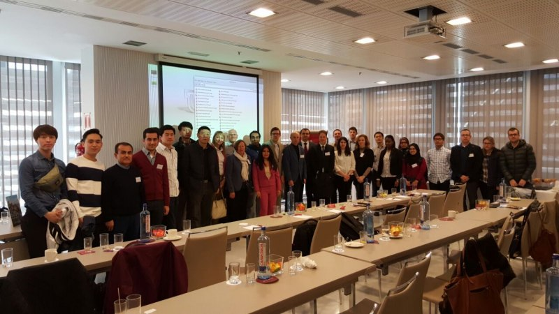 Photos of Operations Research and Scheduling Research in Madrid #43