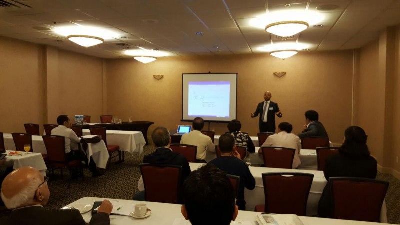 Photos of Bayesian Method and Tools for Geotechnical Practice in Vancouver #32