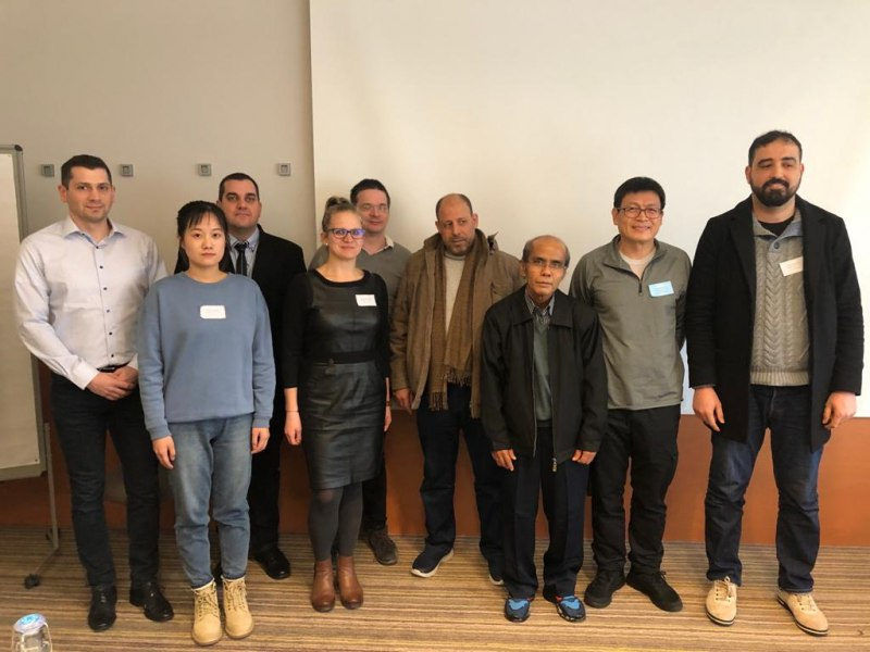 Photos of Applied Mathematics and Scientific Computing in Oslo #24