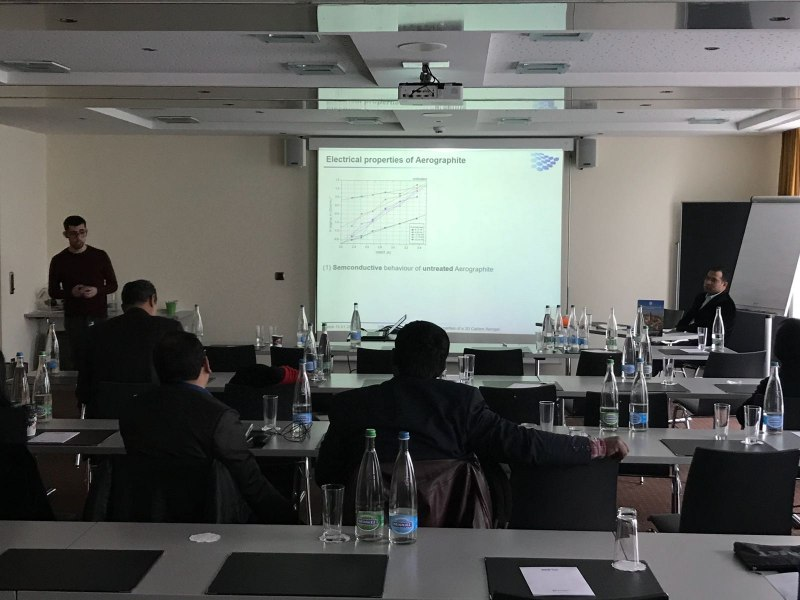 Photos of Bioelectric Sensors and Medical Diagnostics in Zurich #10