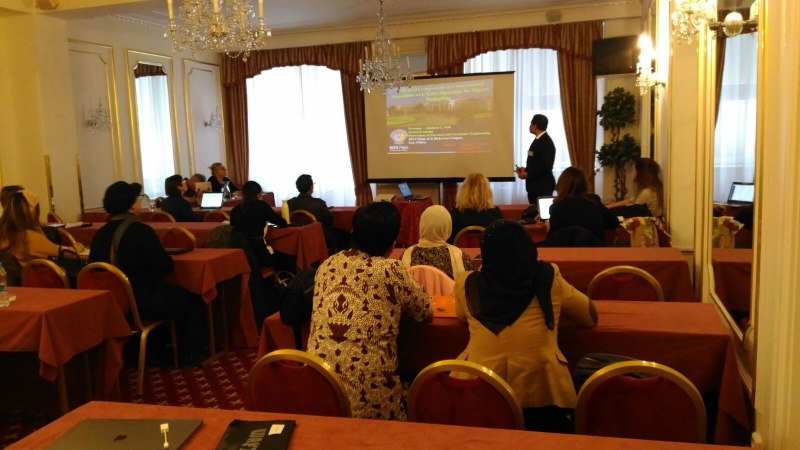 Photos of Veterinary Parasitology and New Technologies in Prague #32