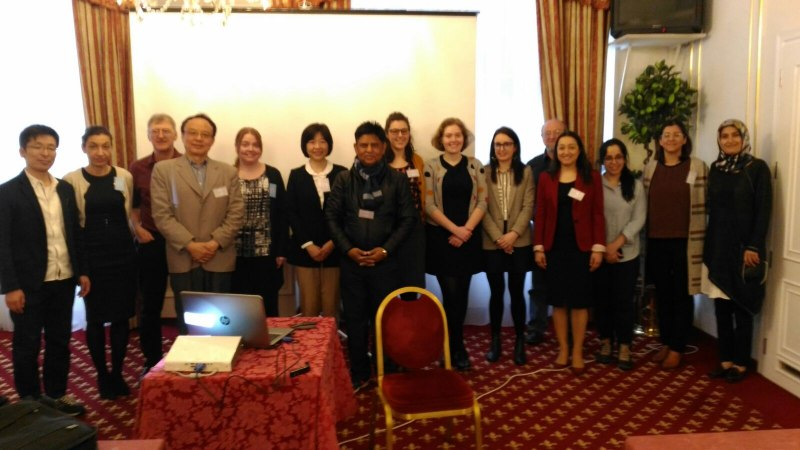 Photos of Veterinary Parasitology and New Technologies in Prague #26