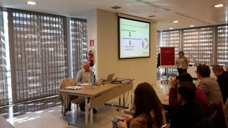 Photos of Biofilm Science and Engineering in Madrid #41