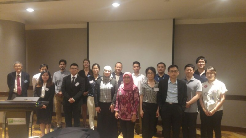 Photos of Network Robot Systems and Simulation in Singapore #38