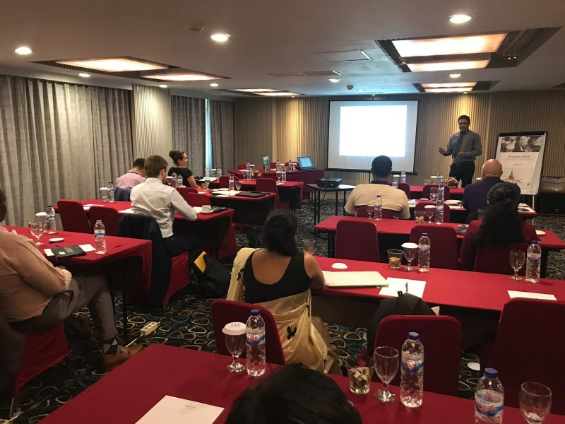 Photos of Cascade Control Modeling, Design and Simulation in Bali #10