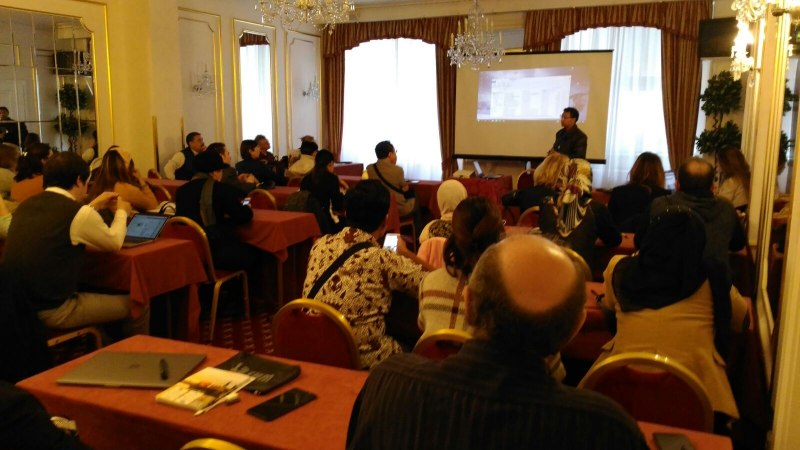 Photos of Veterinary Parasitology and New Technologies in Prague #23
