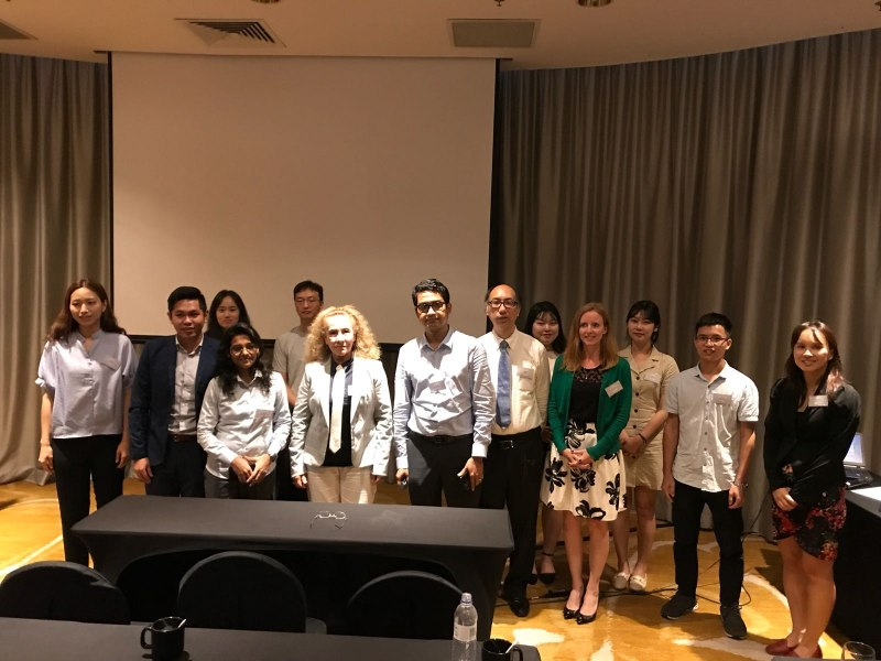 Photos of Biosensors and Nanobiotechnology in Singapore #25
