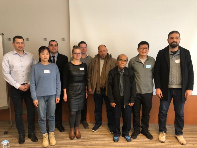 Photos of Advanced Information Engineering and Network Modeling in Lisbon #44