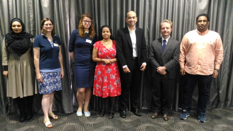 Photos of Applied Computing in Medicine and Health in Sydney #6
