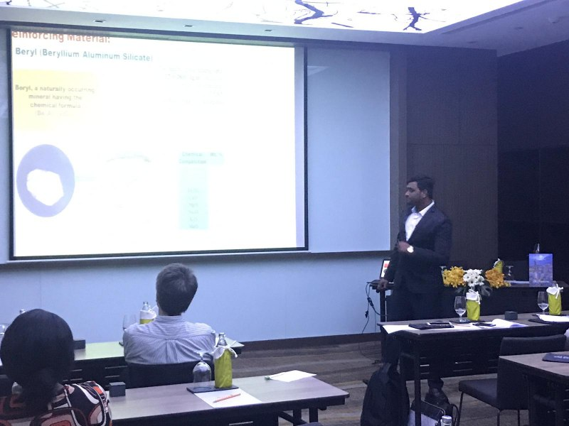 Photos of Analytic Chemistry and Applications in Bangkok #7