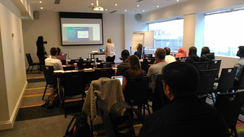 Photos of Web Effort Estimation and Expert Opinion in Sydney #47