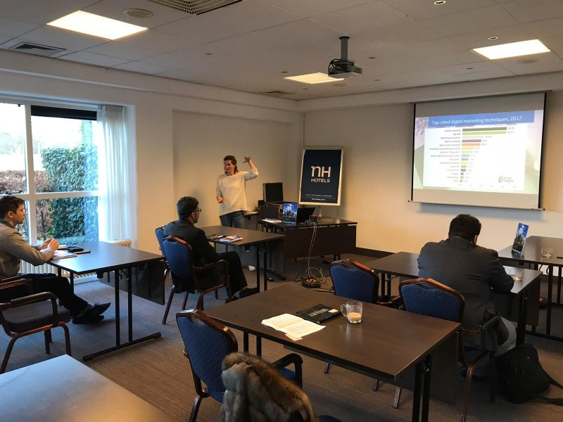 Photos of Network Reliability Measurement and Analysis in Amsterdam #13