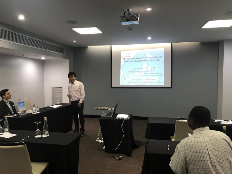 Photos of Enterprise Modeling and Enterprise Architecture in Buenos Aires #3