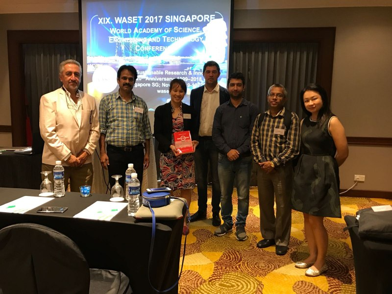 Photos of Network Robot Systems and Simulation in Singapore #47