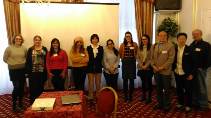 Photos of Veterinary Parasitology and New Technologies in Prague #27