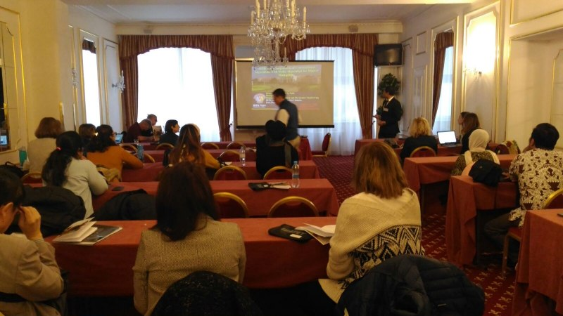 Photos of Veterinary Parasitology and New Technologies in Prague #28