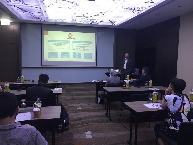 Photos of Cryptography and Information Security in Bangkok #9