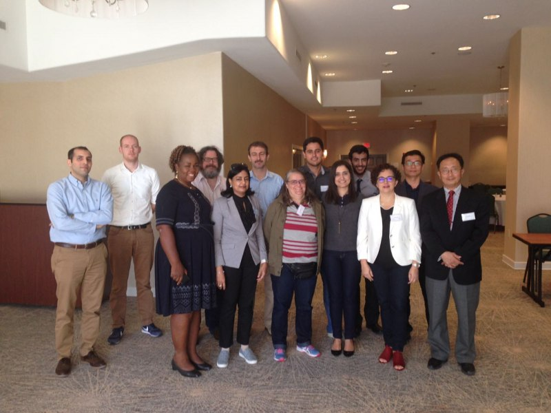 Photos of Advances in Mathematical Knowledge Management in Miami #4