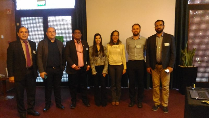 Photos of Synthetic Genome Design and Analysis in Rome #12