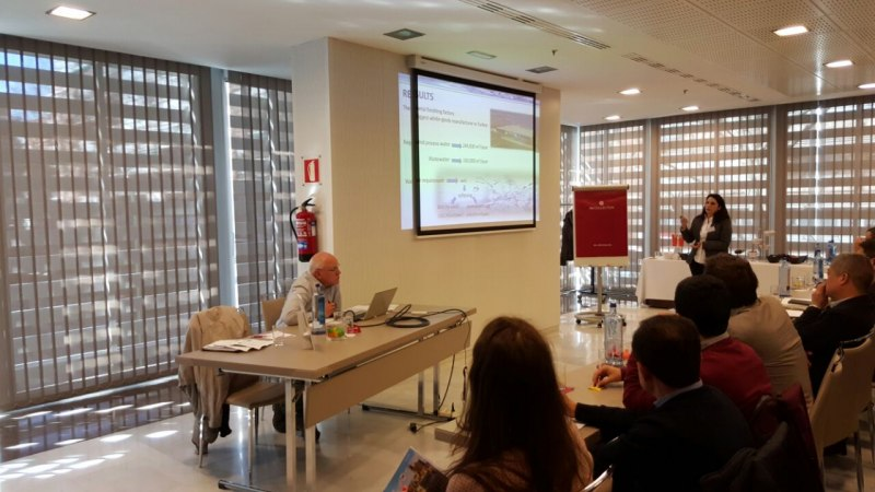 Photos of Biofilm Science and Engineering in Madrid #40