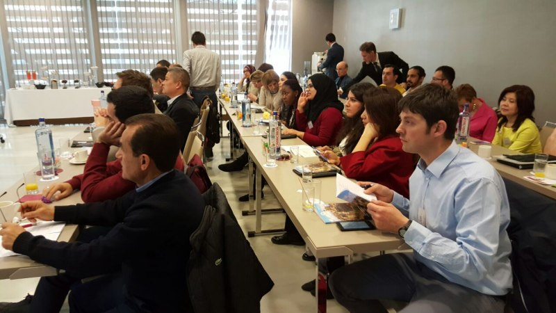 Photos of Turkish Studies and Media Globalization in Madrid #34