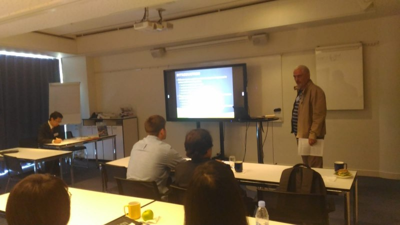 Photos of Applications of Electromagnetic Waves and Electromagnetic Modeling of Devices and Circuits in Stockholm #9