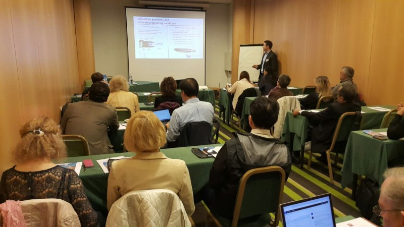 Photos of Informatics in Translational Medicine in Lisbon #10