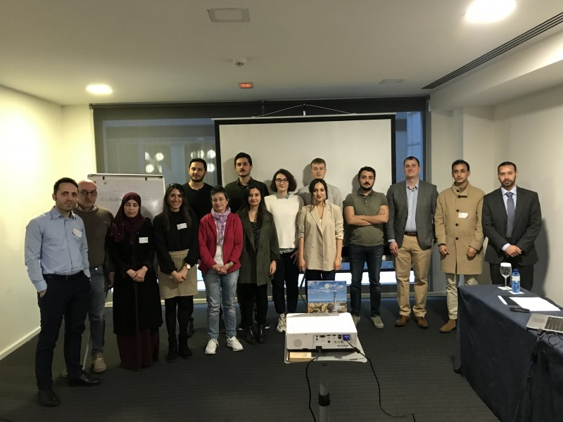 Photos of Advanced Biomechanics and Biothermodynamics in Lisbon #25