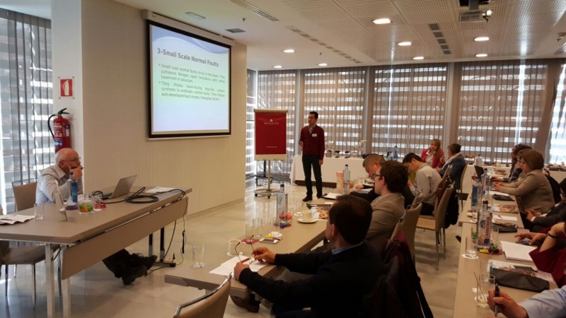 Photos of Green Chemistry and Nanoparticle Synthesis in Madrid #31