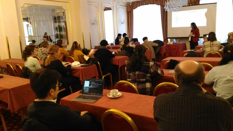 Photos of Veterinary Parasitology and New Technologies in Prague #29