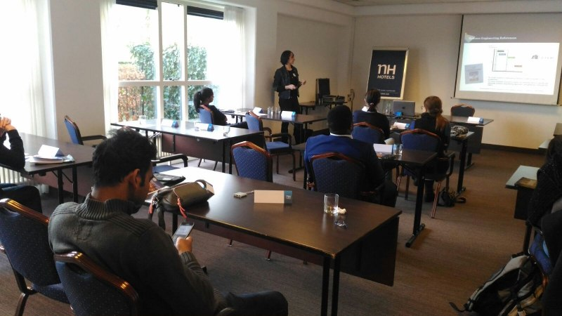 Photos of Network Reliability Measurement and Analysis in Amsterdam #32