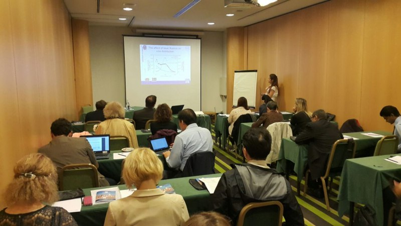 Photos of Advanced Biomechanics and Biothermodynamics in Lisbon #14