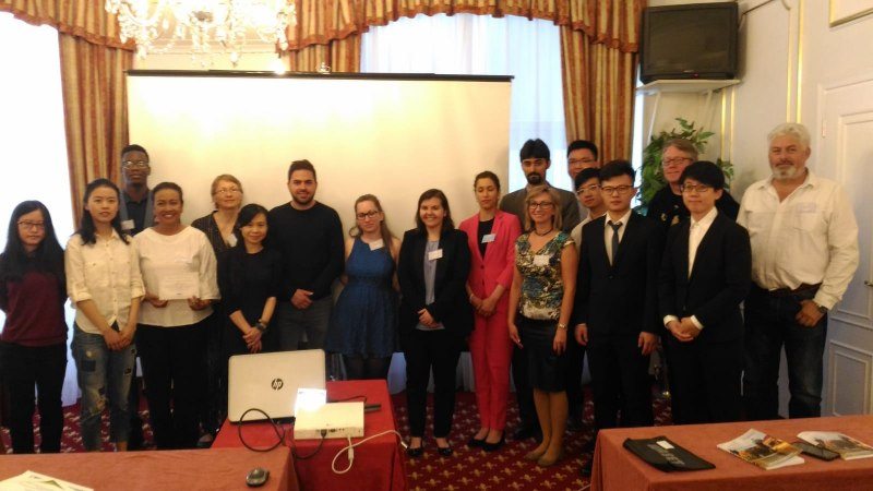 Photos of Veterinary Parasitology and New Technologies in Prague #49