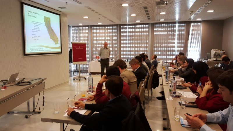 Photos of Environmental Geomatics and Environmental Remote Sensing in Madrid #38