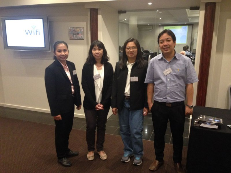 Photos of Biopharmaceutical Process Development and Mechanistic Modeling in Melbourne #40