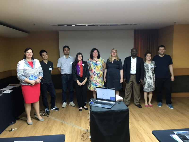 Photos of Human Health Dynamics in the Mobile, Big Data Era and Therapeutic Compliance in Rio de Janeiro #3