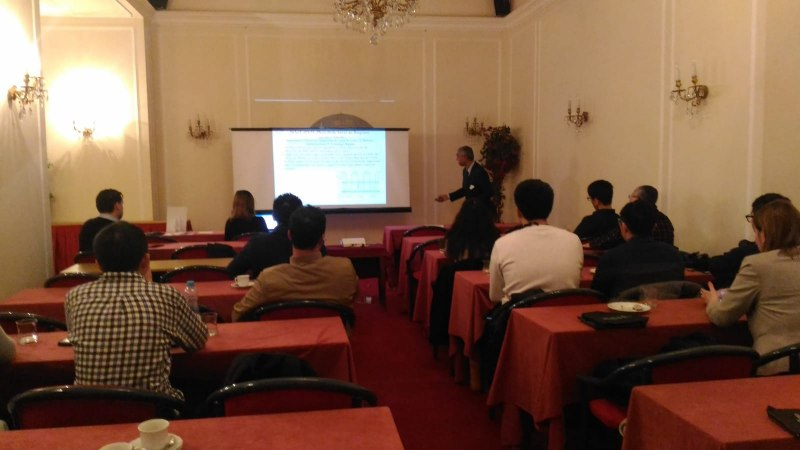 Photos of Application of Shape Memory Alloys in Civil Engineering in Prague #27