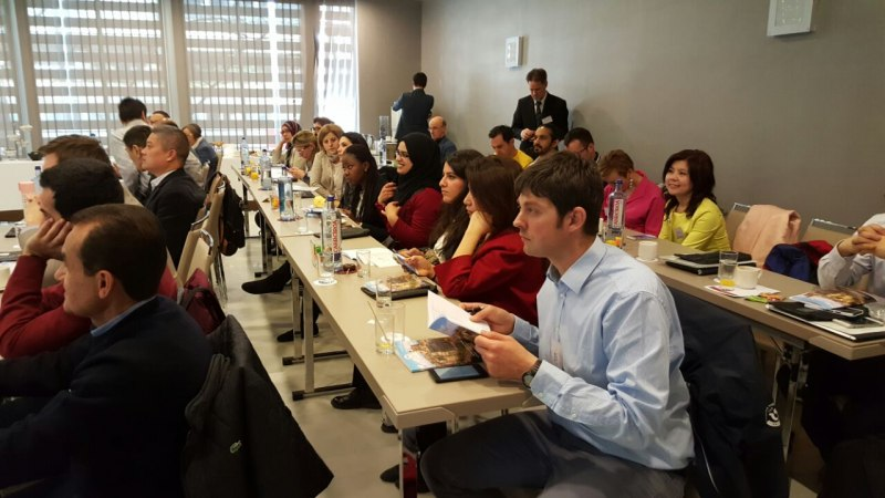 Photos of Turkish Studies and Media Globalization in Madrid #29