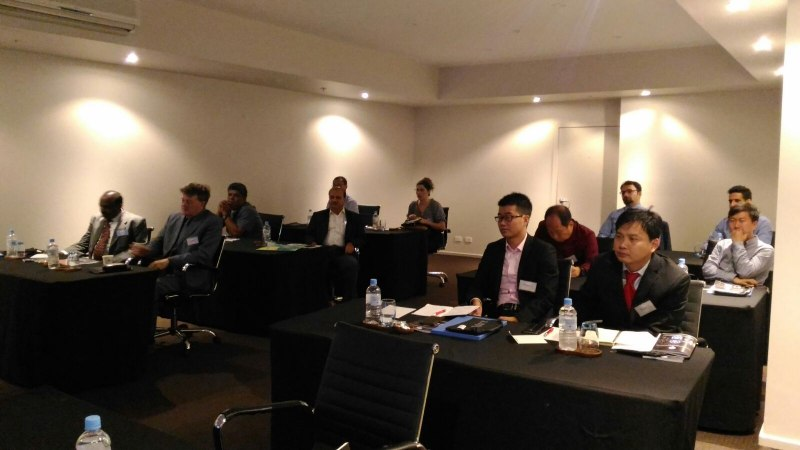 Photos of Biopharmaceutical Process Development and Mechanistic Modeling in Melbourne #13