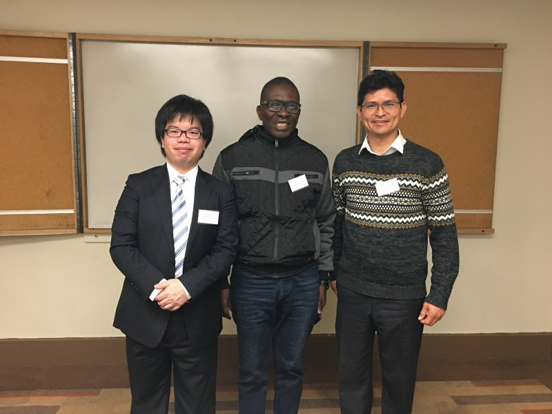 Photos of Advances in Alkali-Activated Materials and Geopolymers in Montreal #45