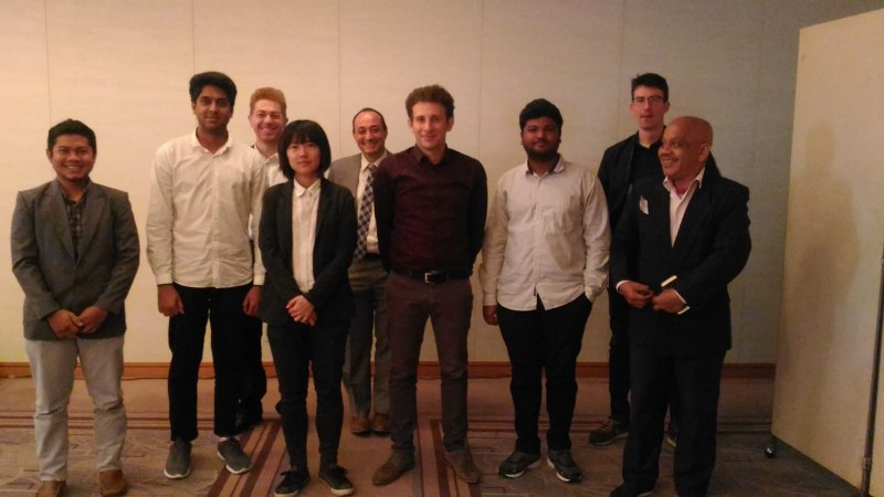 Photos of Engineering Metamaterials and Metamaterials for Biomedical Applications in Tokyo #20