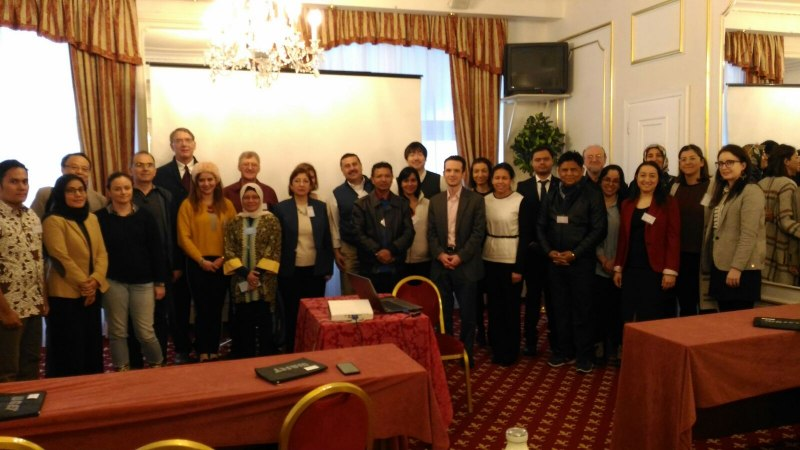 Photos of Veterinary Parasitology and New Technologies in Prague #24