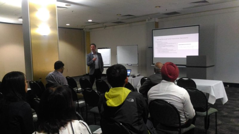 Photos of Web Effort Estimation and Expert Opinion in Sydney #12