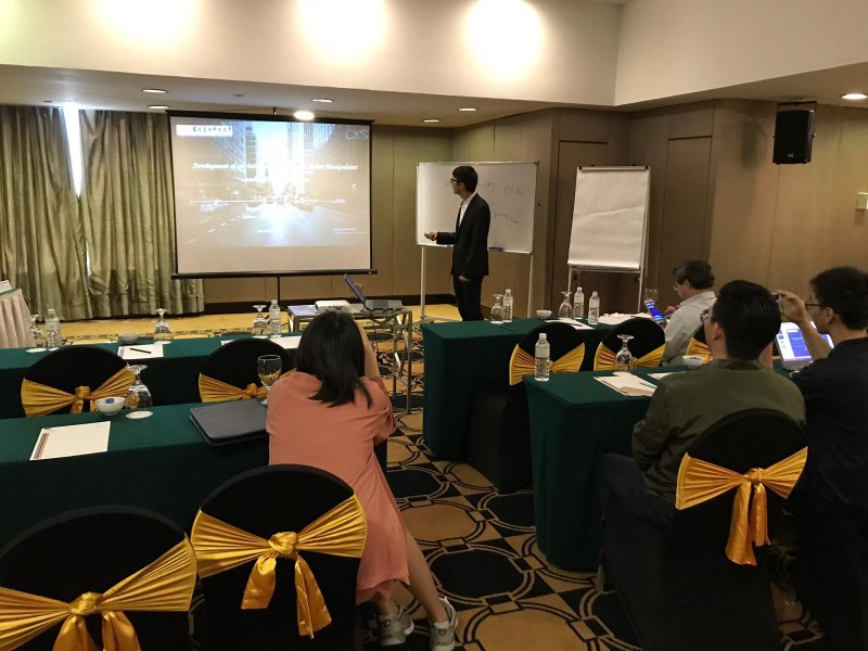 Photos of New Trends in Reflectarray and Transmitarray Antennas and Reflectarrays with Advanced Performance in Kuala Lumpur #8