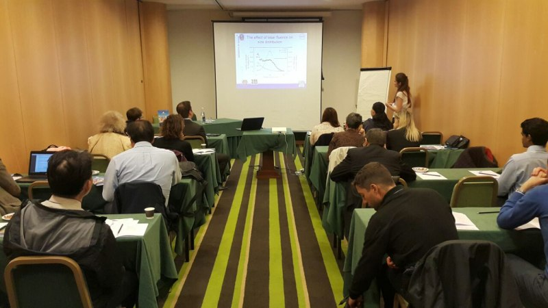 Photos of Nanocomposite Materials in Lisbon #13
